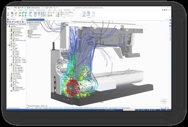 FloEFD-熱流分析軟體