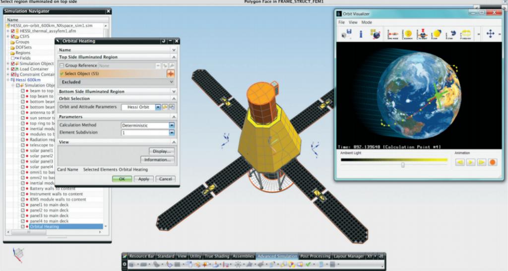 Simcenter 3D SST